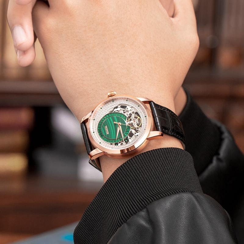 男士腕表的选购要注意什么?