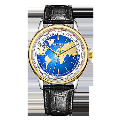 手表看东南西北怎么看
