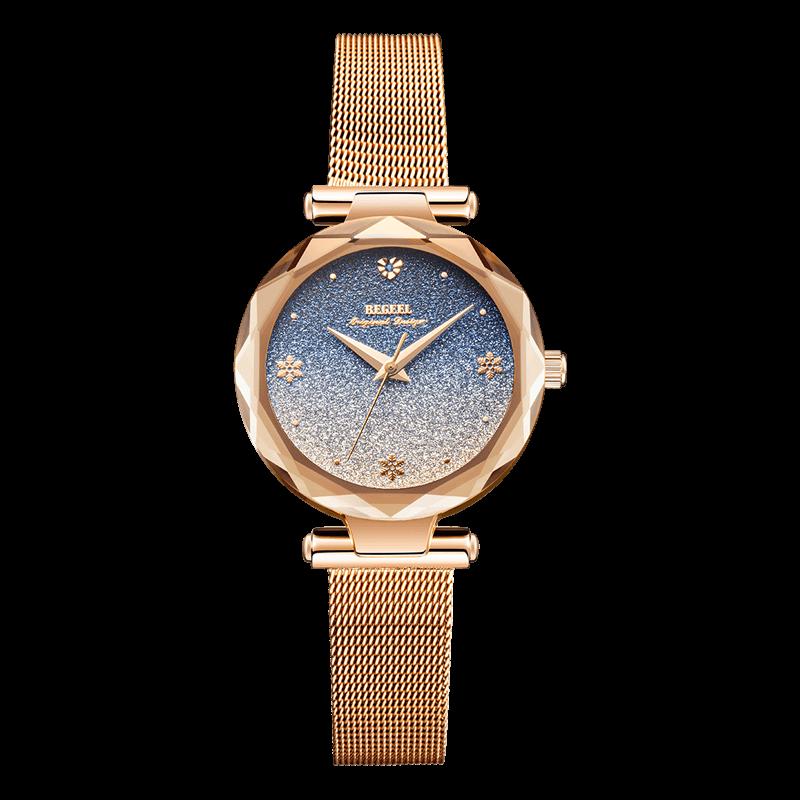 24岁的女人戴什么手表好?钢表带合适还是皮带的?