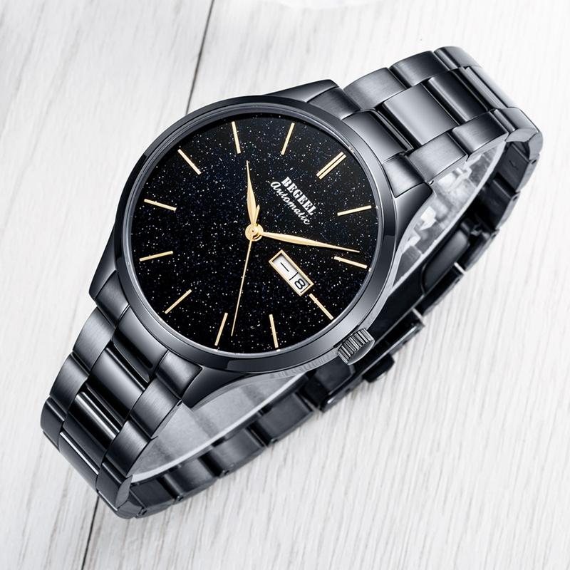 男士手表选购指南,买什么手表好?