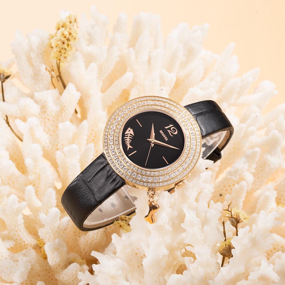 手表钢圈有明显划痕怎么修复
