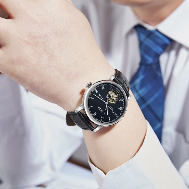 男士腕表表盘标准尺寸是多少?