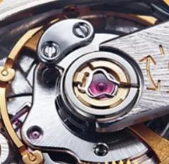 机械手表摆轮的作用