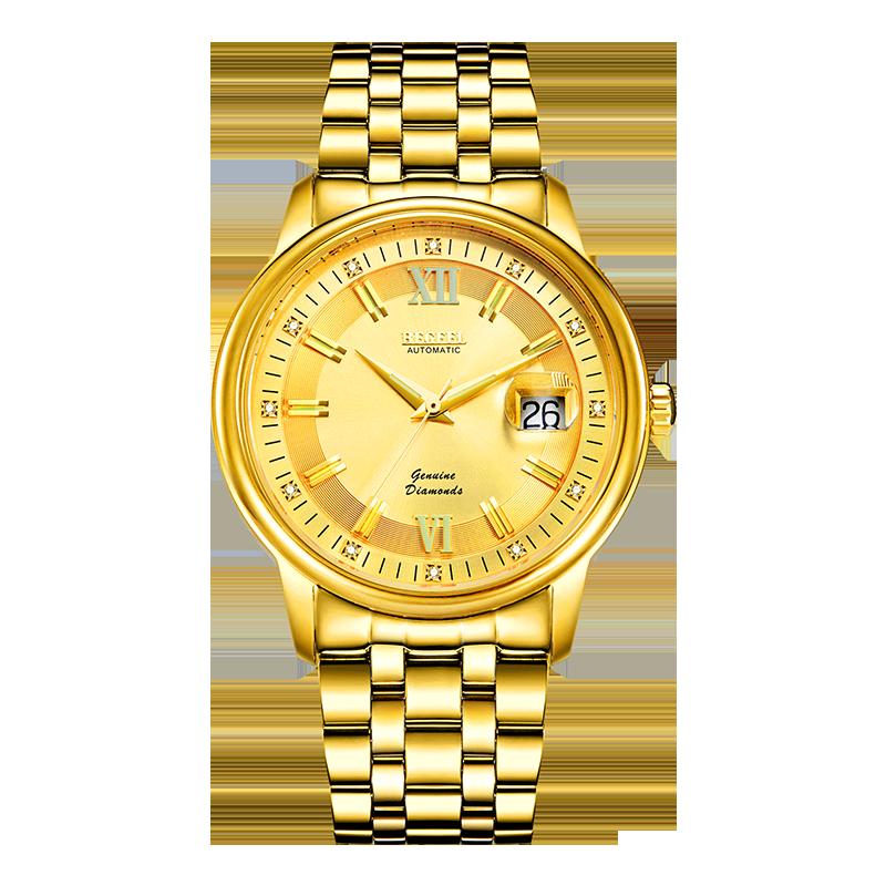 BEGEEL盛世荣光限量版真钻腕表