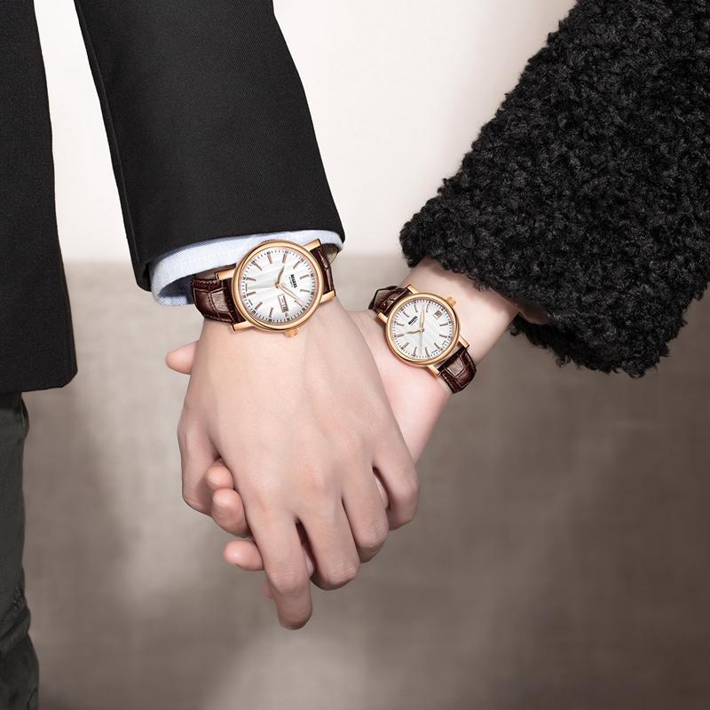 情侣手表买什么牌子的比较好
