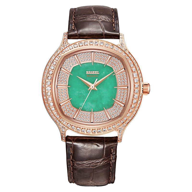 BEGEEL钻石之王机械腕表