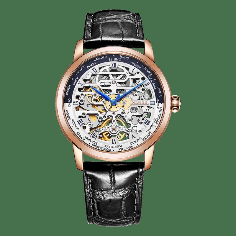 BEGEEL宾爵梦想家男士机械腕表