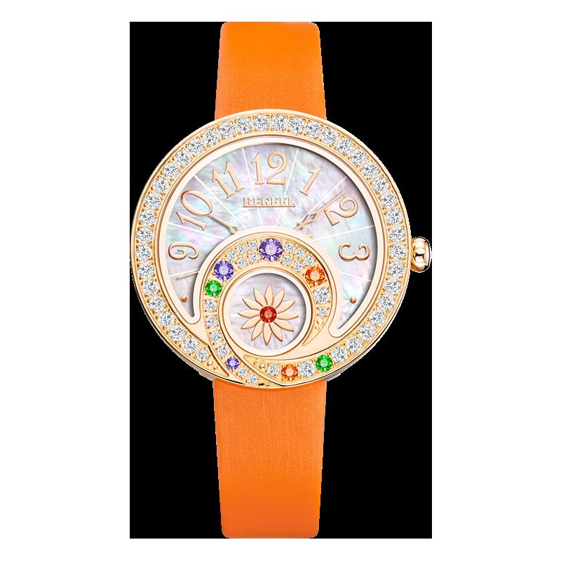 欧诺迪手表怎么样?新兴的手表品牌,尊贵手表的典范