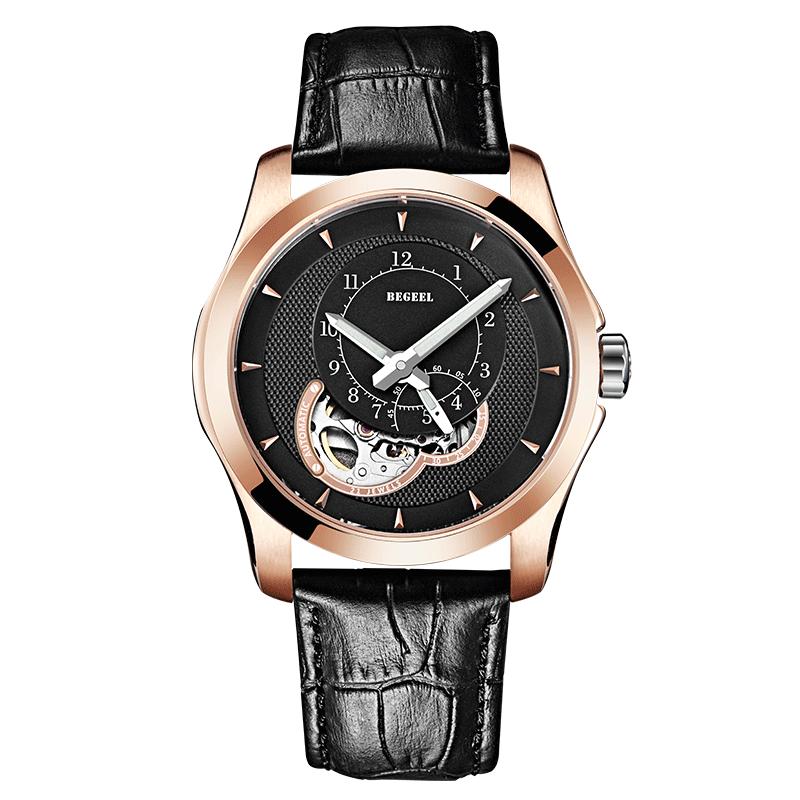 BEGEEL海之迷阵机械腕表