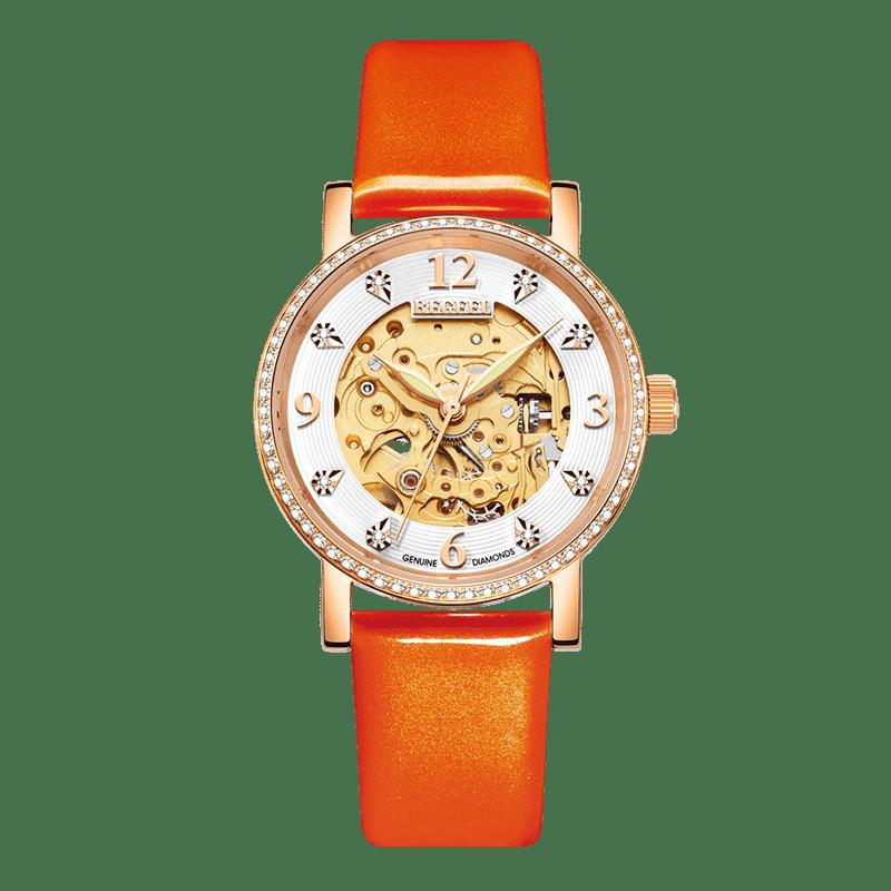 BEGEEL宾爵卡尼维女士机械腕表